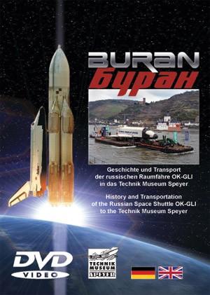 DVD - Buran - Geschichte und Transport