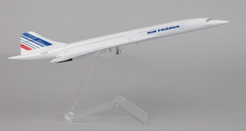 Fertigmodell Concorde 1:200