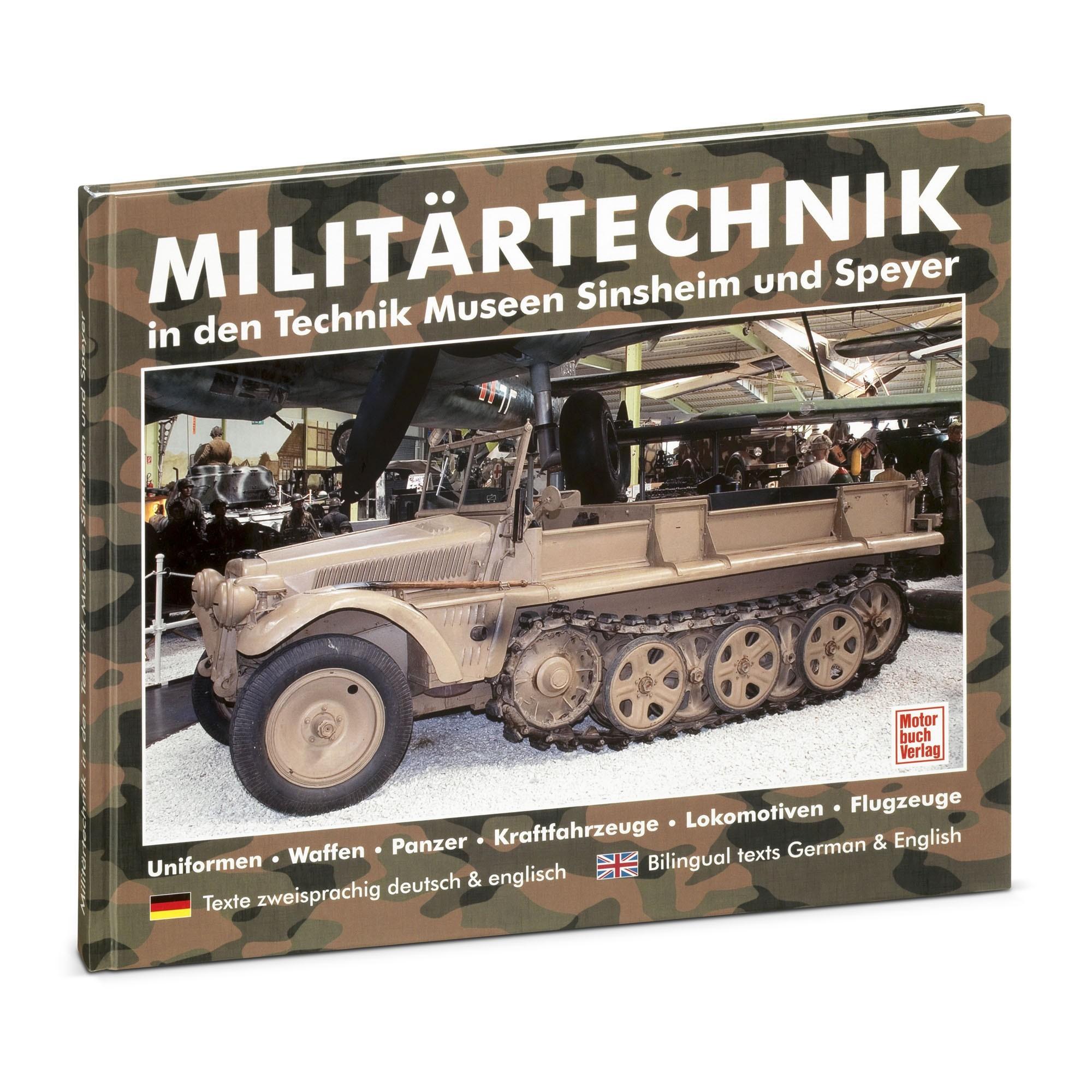 Buch: Militärtechnik