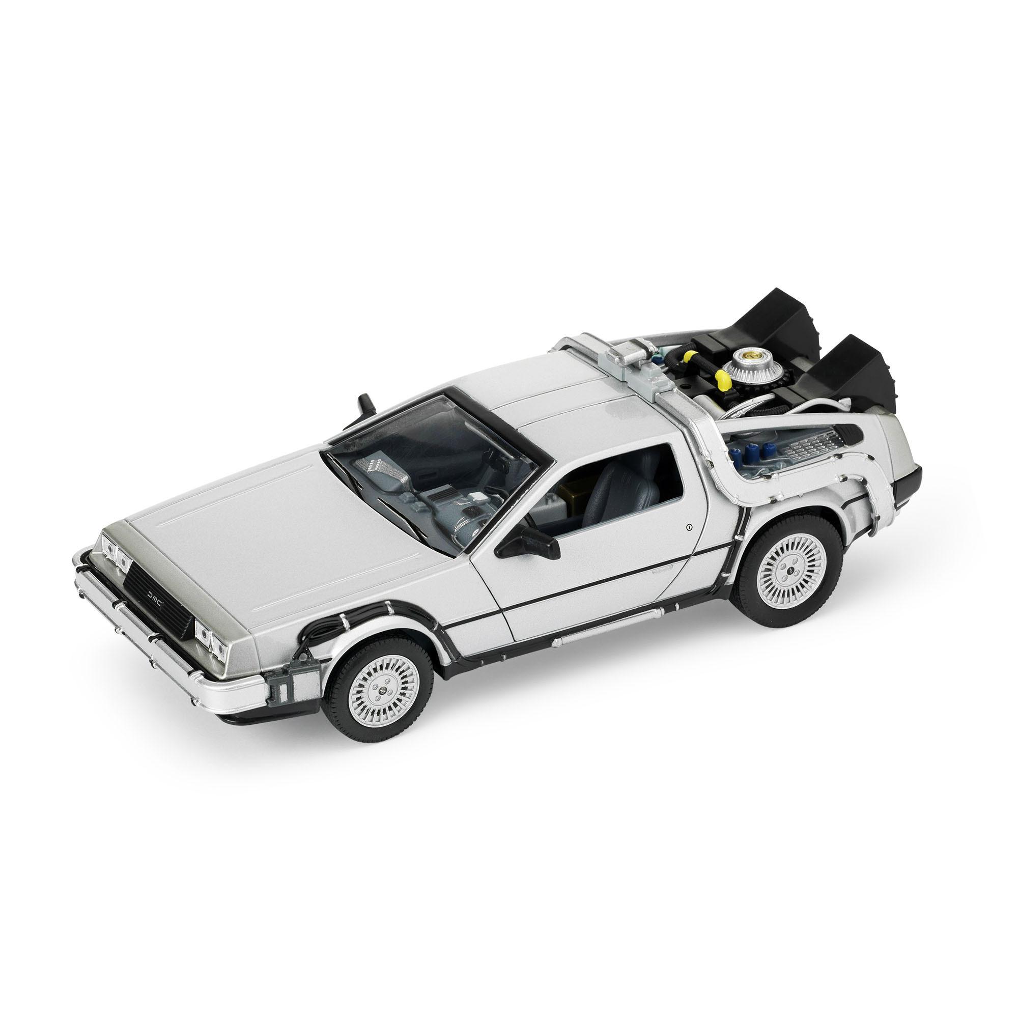 Welly - DeLorean Back to the Future I