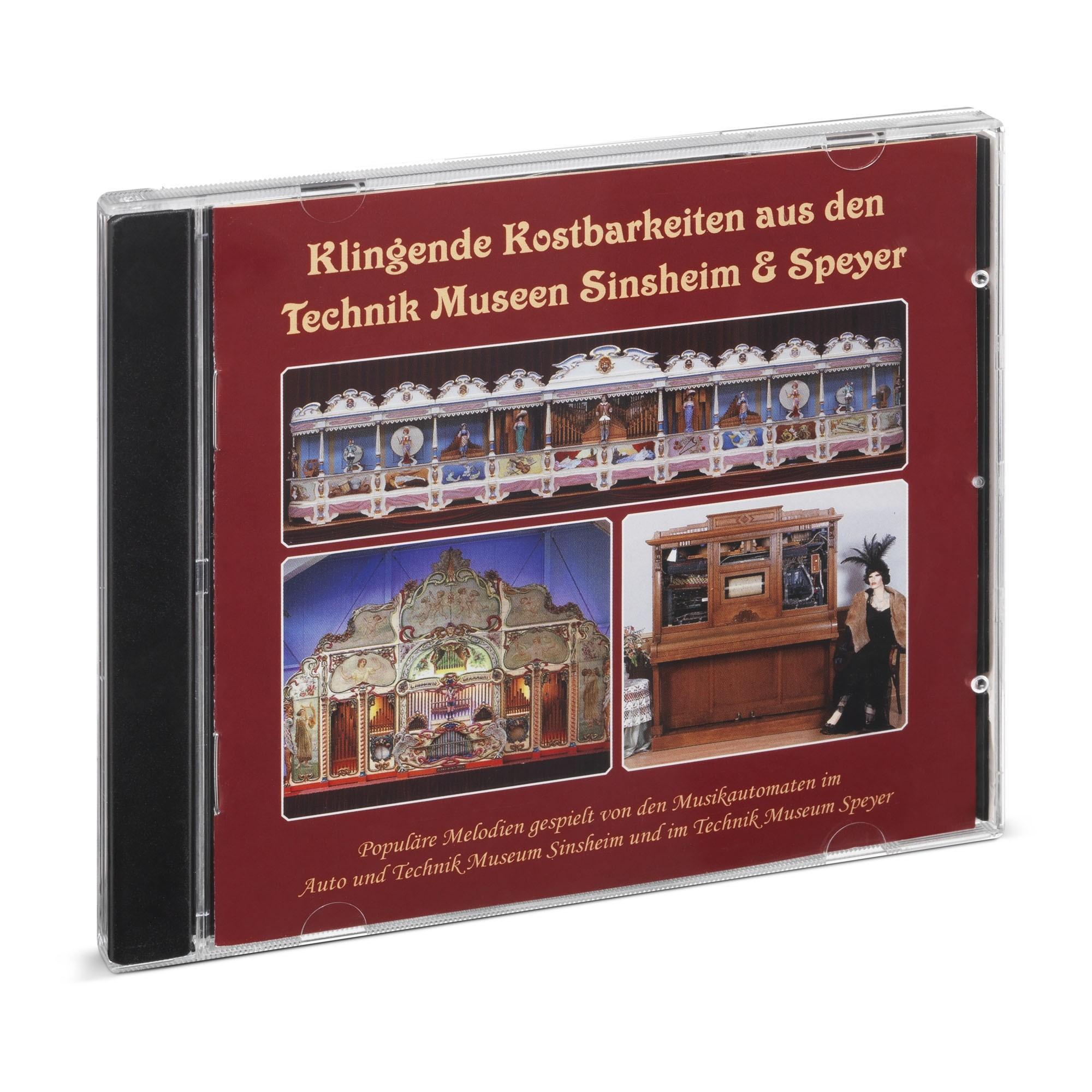 Audio CD - Klingende Kostbarkeiten