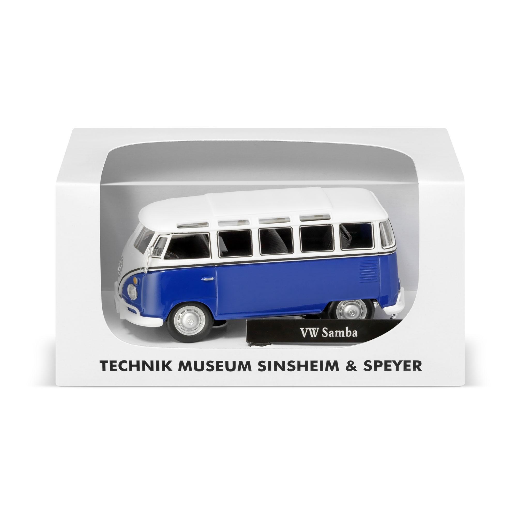 VW Samba - Technik Museen Sinsheim Speyer