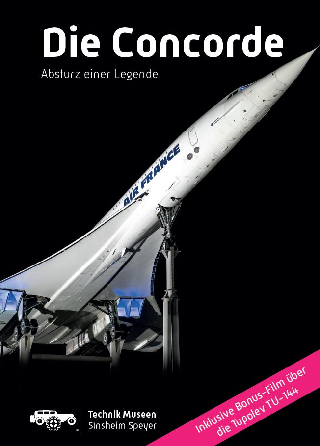 Die Concorde - Absturz einer Legende