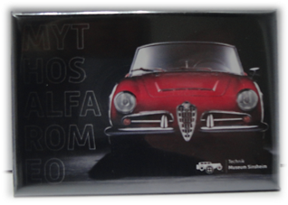Magnet - Mythos Alfa Romeo