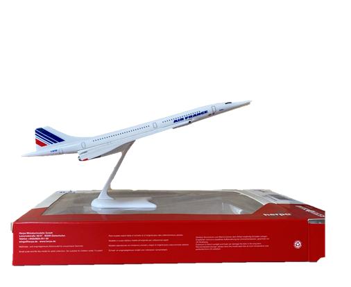 Steckmodell Concorde von Herpa