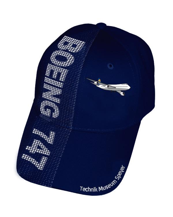 Cap Boeing 747