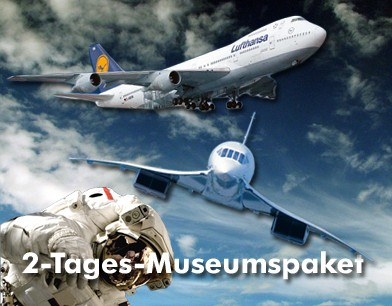 "Hotelpauschale ""2 Tages Museumspaket"""