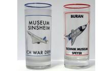 Longdrinkglas - Concorde & BURAN