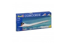 Revell 04257 Modellbausatz - Concorde 1:144
