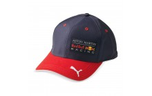 Red Bull Racing Base Cap blau / rot