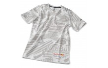 Red Bull Racing Shirt weiß / grau