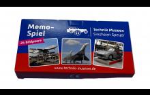 Memo-Spiel - Technik Museen Sinsheim Speyer