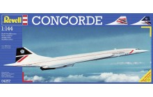 Revell Modellbausatz - Concorde 1:144