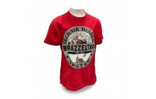 Brazzeltag - Kinder T-Shirt rot