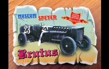 Stein-Magnet: Brutus
