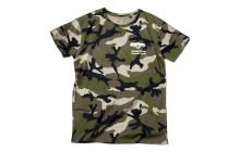 Camouflage T-Shirt - Technik Museen Sinsheim Speyer