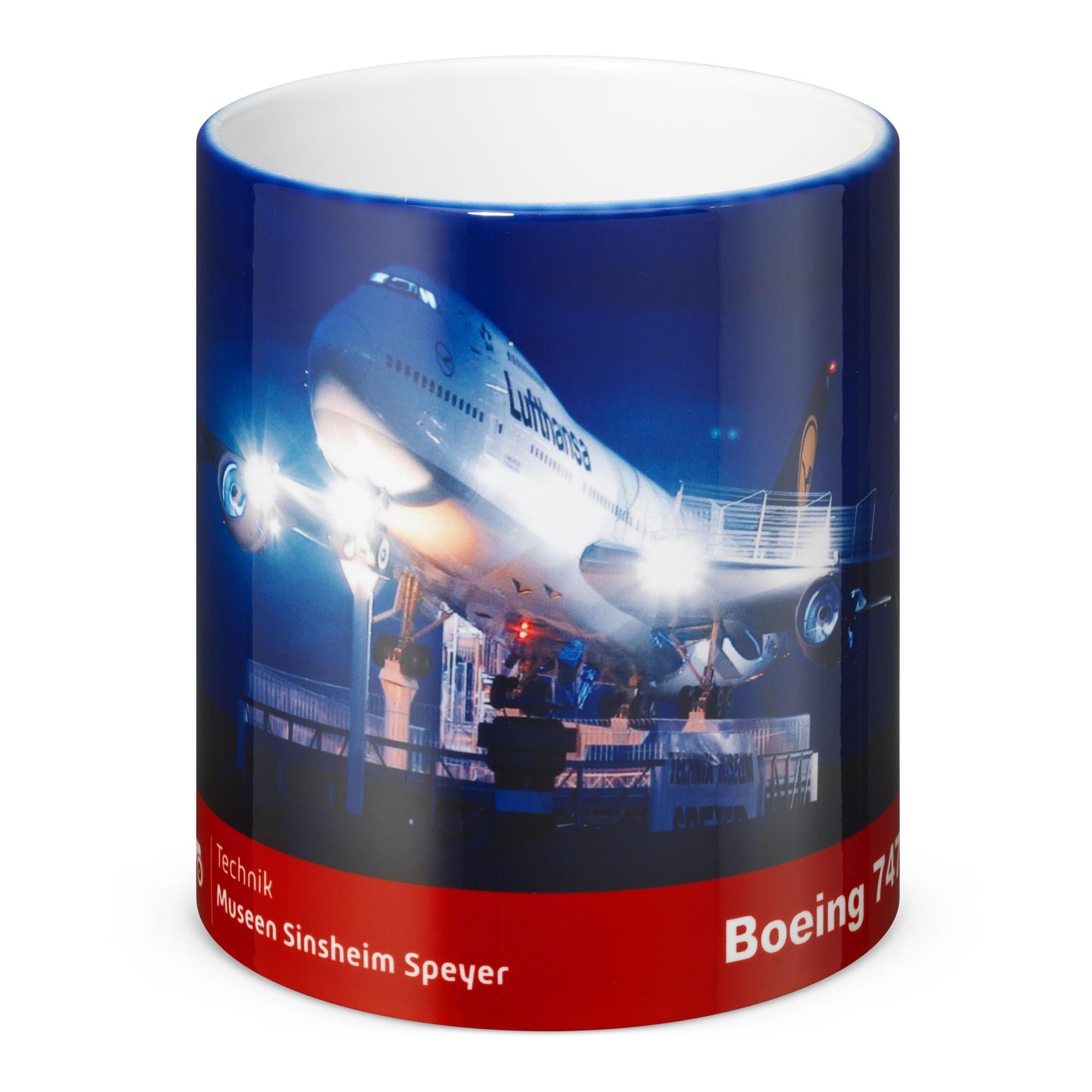 Photo mug - Boeing 747