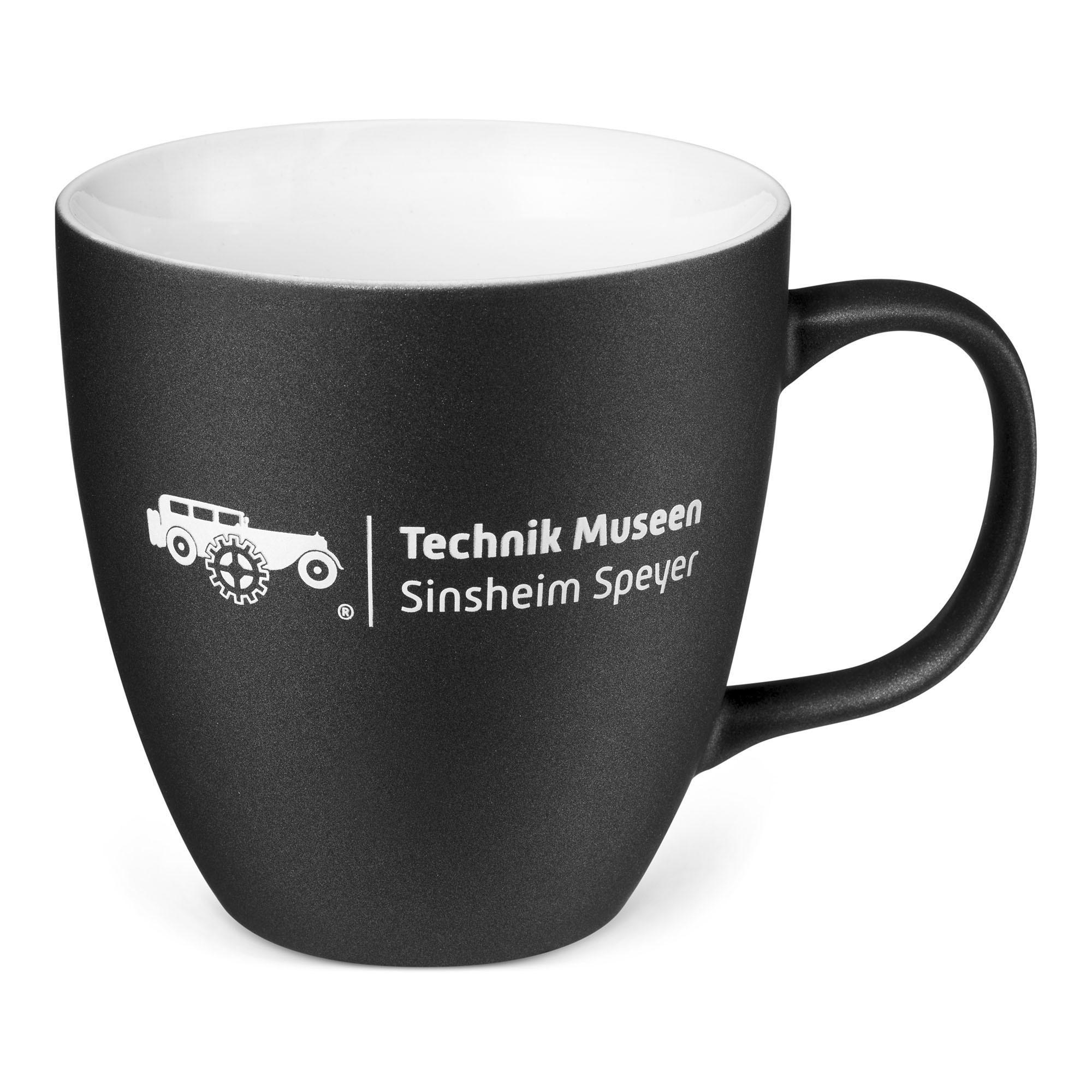 Black mug - Technik Museen Sinsheim Speyer