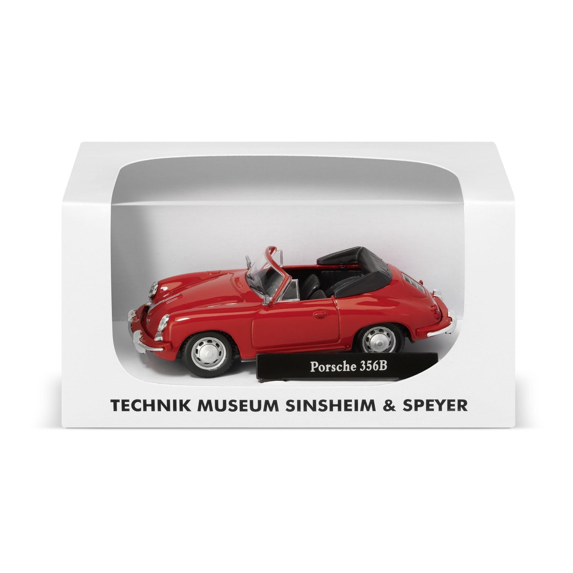 Porsche 356B - Technik Museen Sinsheim Speyer