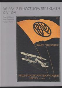 Buch: Die Pfalz Flugzeugwerke