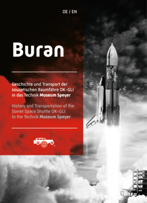Pocketbook BURAN - History and transport