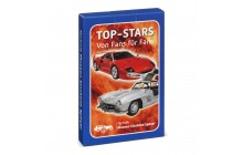 "Museum trumps card game  ""Top stars"""