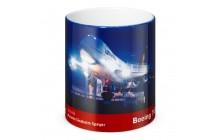 Boeing 747 Photo Mug