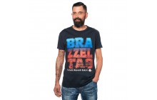 Brazzeltag - T-Shirt blue