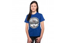 Brazzeltag - Kids shirt blue