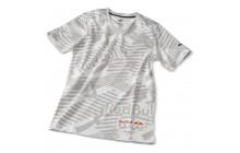 Red Bull Racing Shirt white/grey