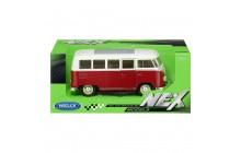 Welly - 1963 Volkswagen T1 Bus