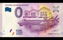 Souvenir 0 Euro Note - Antonov AN22