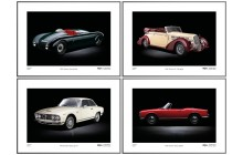The Collector`s Edition Alfa Romeo Poster Set
